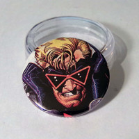 Comic Book 1.5 Button// Animal Man