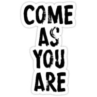 Come As You Are T-Shirts & Hoodies