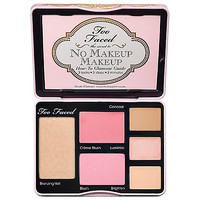 Sephora: Too Faced : The Secret To No Makeup Makeup : blush-face-makeup