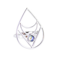 Perigee Mystic Unicorn Tears Ring | Shop Dixi