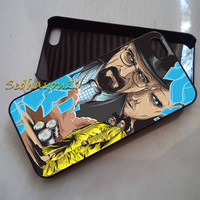 Breaking Bad iPhone 5C Case, iPhone 5S/5 Case, iPhone 4S/4 Case, Samsung Galaxy S3/S4, Premium Case Cover