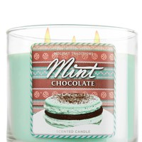 14.5 oz. 3-Wick Candle Mint Chocolate