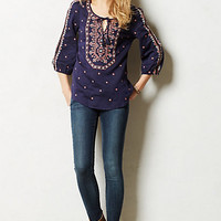 Beaded Monaco Blouse