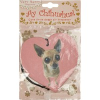 CHIHUAHUA CAR AIR FRESHENER