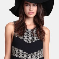 In The Dark Floppy Hat
