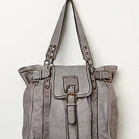 Diedre Leather Tote