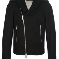 DSQUARED2 asymmetric zip jacket
