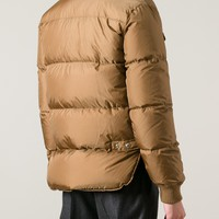DSQUARED2 ribbed padded jacket