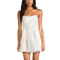 Boulee Hailey Dress in White