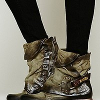 A.S.98. Womens Emerson Ankle Boot