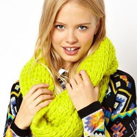 ASOS Rib Knit Snood