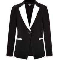 DKNY - Colorblocked Blazer