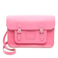 "Cambridge Satchel - 15"" Satchel"
