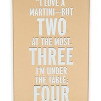 I Love A Martini iPhone 5 / 5S Case