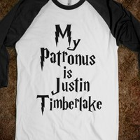 My Patronus is Justin Timberlake