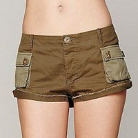 Rebel Military Short