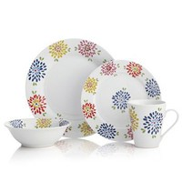 Oneida Vivia 16-pc. Dinnerware Set