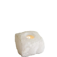 High Street Market - Chunky Quartz Votive Holder
