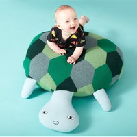 The Future Perfect - Tortoise Floor Cushion - New
