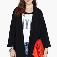 Cool Desire Blazer - Black
