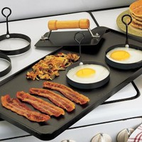 Collections Etc - 6 Piece Breakfast Cookware Set