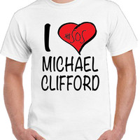 5 Seconds of Summer Michael Clifford T-shirt - TeeeShop
