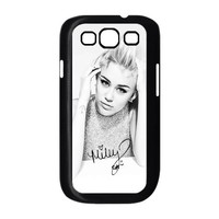 Super Star Miley Cyrus Cool Cover Plastic Durable Case For Samsung Galaxy S3 s3-92042:Amazon:Cell Phones & Accessories