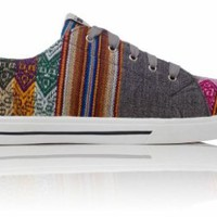 Inkkas Concrete Jungle Low Top Sneaker INKLT0006