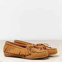 AEO FRINGED MOCCASIN
