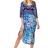 Seema Sequin Caftan
