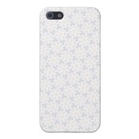Light Floral Khorovod Pattern Phone 5 Case