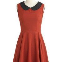 Fireside Glow Dress | Mod Retro Vintage Dresses | ModCloth.com