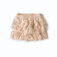 FRILLED MINISKIRT - Skirts - Girl (2-14 years) - Kids - ZARA United States