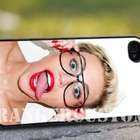 Miley Cyrus Style - iPhone 4/4s/5/5s/5c Case - Samsung Galaxy S3/S4 - Blackberry z10 Case - Black or White