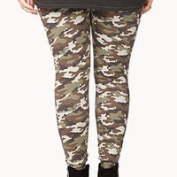 Camo Girl Leggings