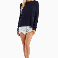 Wanderlust Sweater $40