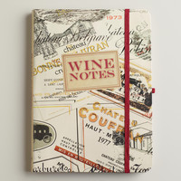 WINE NOTES JOURNAL
