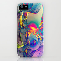 Sunrise iPhone & iPod Case by Klara Acel