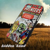 the Avenger comic vintage,Case,Cell Phone,iPhone 5/5S/5C,iPhone 4/4S,Samsung Galaxy S3,Samsung Galaxy S4,Rubber,11/07/5/Nt