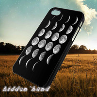 Moon Phases,Case,Cell Phone,iPhone 5/5S/5C,iPhone 4/4S,Samsung Galaxy S3,Samsung Galaxy S4,Rubber,11/07/2/Jk