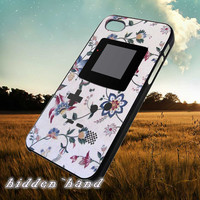 Floral Gameboy,Case,Cell Phone,iPhone 5/5S/5C,iPhone 4/4S,Samsung Galaxy S3,Samsung Galaxy S4,Rubber,11/07/10/Jk