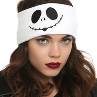 The Nightmare Before Christmas Jack Knit Head Wrap