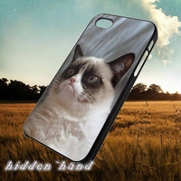 Grumpy Cat,Accessories,Case,Cell Phone,iPhone 5/5S/5C,iPhone 4/4S,Samsung Galaxy S3,Samsung Galaxy S4,Rubber,18/07/13/Du