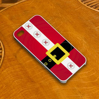 christmas santa claus for iPhone 4/4s/5/5s/5c case and Samsung Galaxy S2 I9100, S3 I9300, S4 I9500 case