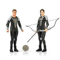 Hunger Games: Catching Fire Action Figures