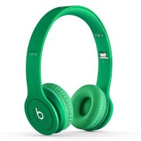 Beats Solo HD On-Ear Headphone (Drenched in Green)