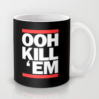 Ooh Kill Em RUN DMC Mug by RexLambo