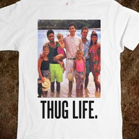 FULL HOUSE HAWAII THUG LIFE