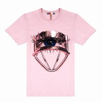 MSGM AND TOILET PAPER MASCARA CURLER T-SHIRT - MEN - STAFF PICKS - MSGM AND TOILET PAPER