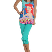 Disney The Little Mermaid Ariel Sleep Set